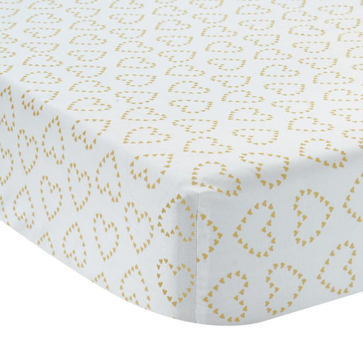Lambs & Ivy Fitted Crib Sheet - Confetti - CanaBee Baby