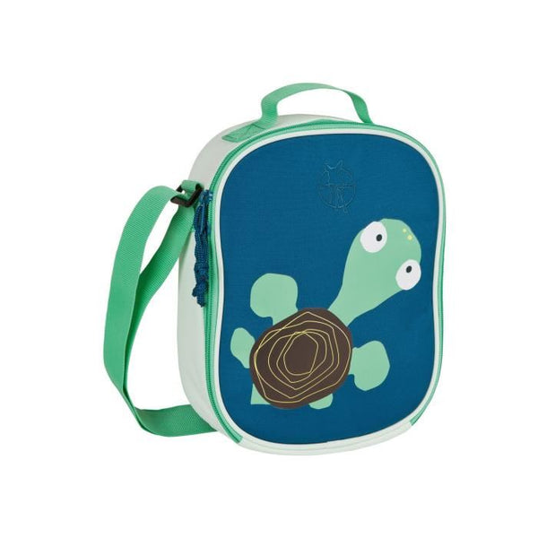 Lassig 4kids Mini Lunch Bag Wildlife Turtle LMLB190