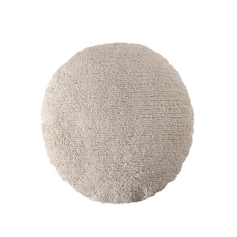 Lorena Canals Cushion Big Dot - Beige
