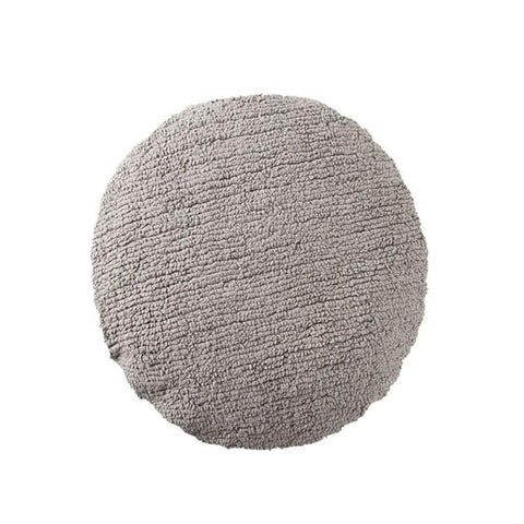 Lorena Canals Cushion Big Dot - Light Grey