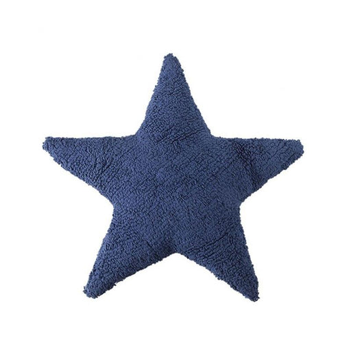 Lorena Canals Cushion Star - Navy - CanaBee Baby