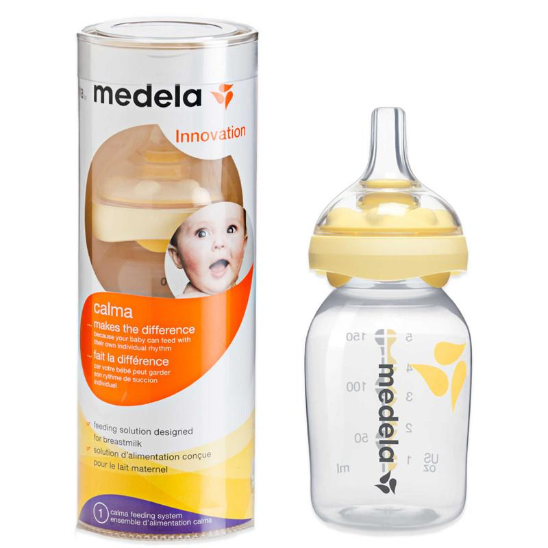 Medela Calma Innovation Feeding System with 150ml Bottle - CanaBee Baby