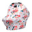Milk Snob Cover - French Floral - CanaBee Baby