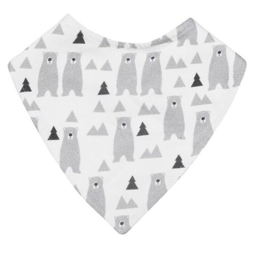 Mister Fly Bear Dribble Bib MFLY001-BEAR