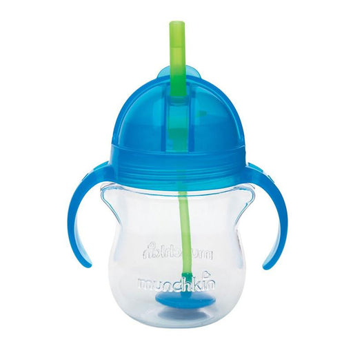 Munchkin Click Lock Weighted Flexi-Straw Cup - 7oz  - Assortment - CanaBee Baby