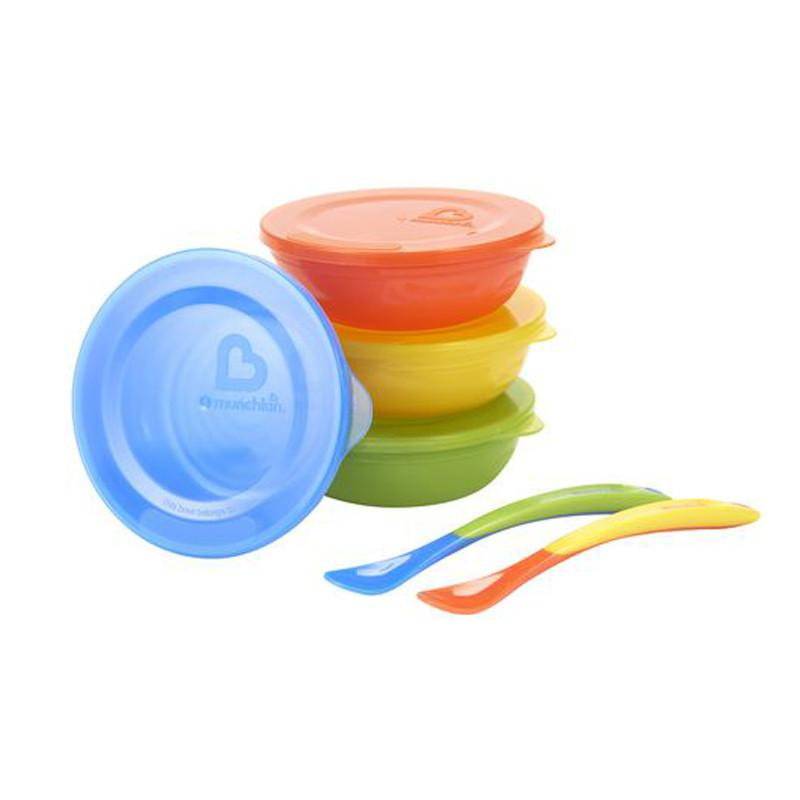 Munchkin Love-a-Bowls 4pk - CanaBee Baby