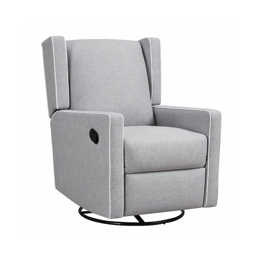 Baby Knightly Everston Swivel Recliner - Grey - CanaBee Baby