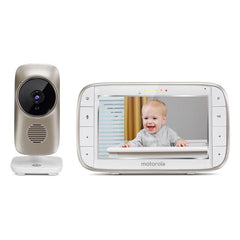 Motorola MBP845 Wi-Fi Video Baby Monitor - CanaBee Baby