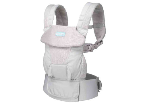 Moby Move 4 Position Carrier Glacier Grey
