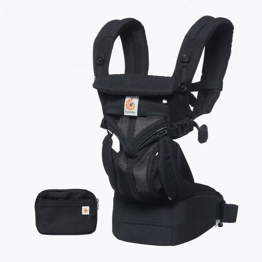 Ergo Baby Carrier Omni 360 Cool Air Mesh Onyx Black