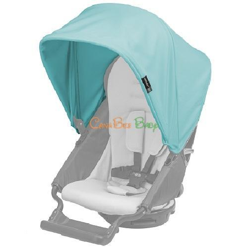 Orbit Baby Sunshade For Stroller Seat - Plum Purple - CanaBee Baby