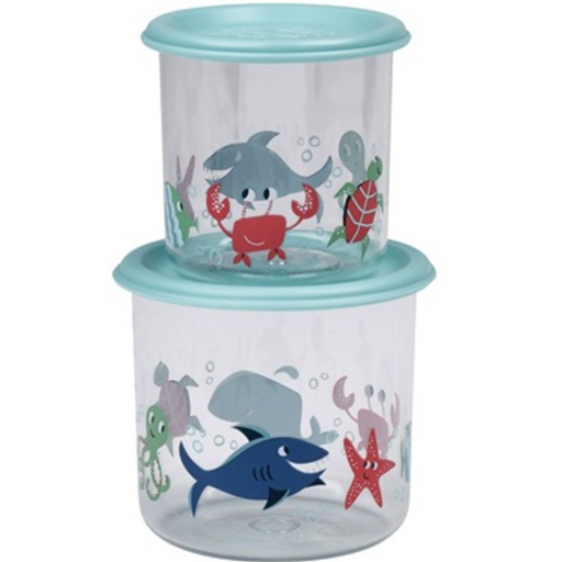 Sugarbooger Lunch Container - Large Ocean