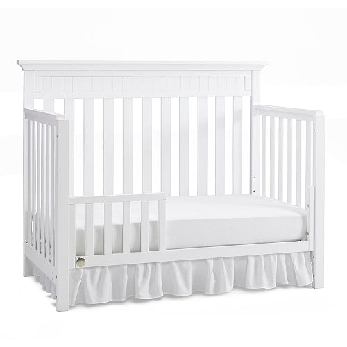 Fisher Price Lakeland Convertible Crib - Snow White (IN STORE PICK UP ONLY)