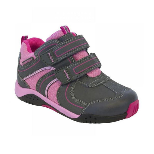 Pediped Flex Boulder Charcoal Beetroot - CanaBee Baby