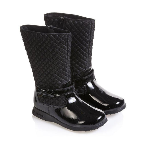 Pediped Naomi Boot Black - CanaBee Baby