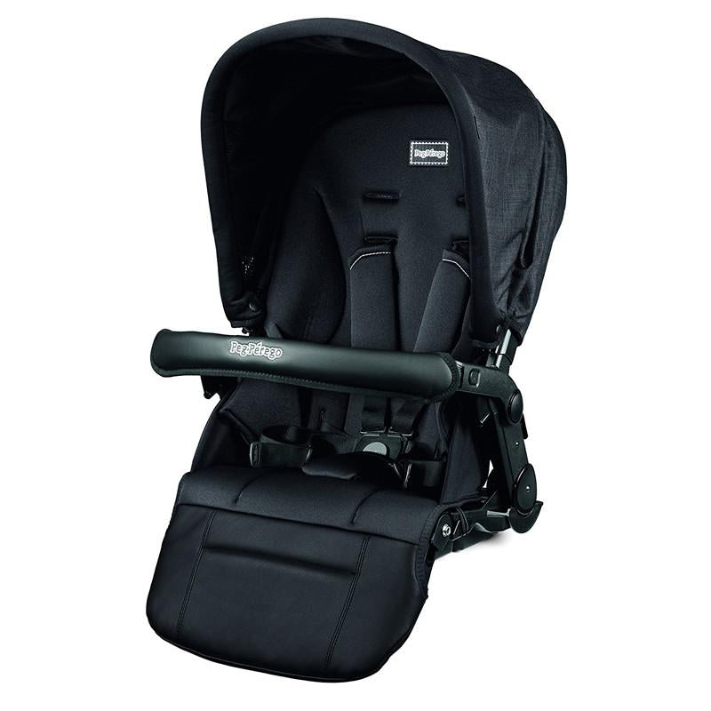 Peg Perego Second Seat for Book Team - Onyx - CanaBee Baby