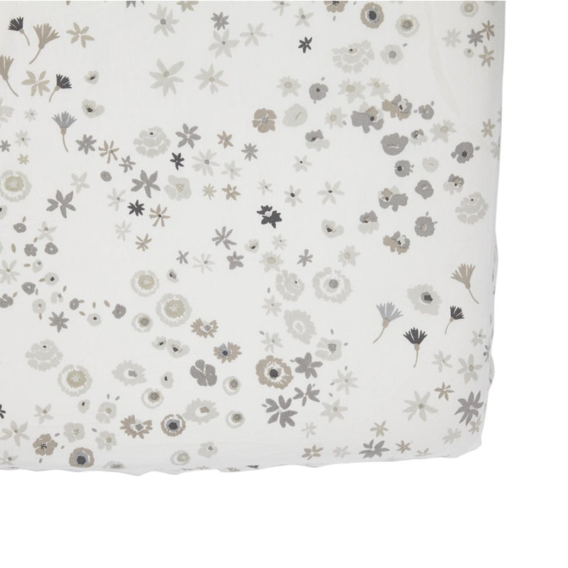 Petit Pehr Crib Sheet - Meadow - CanaBee Baby