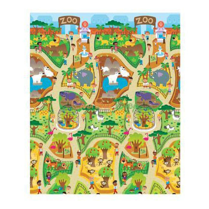 Prince Lionheart Everywhere PlayMAT City/Zoo - CanaBee Baby