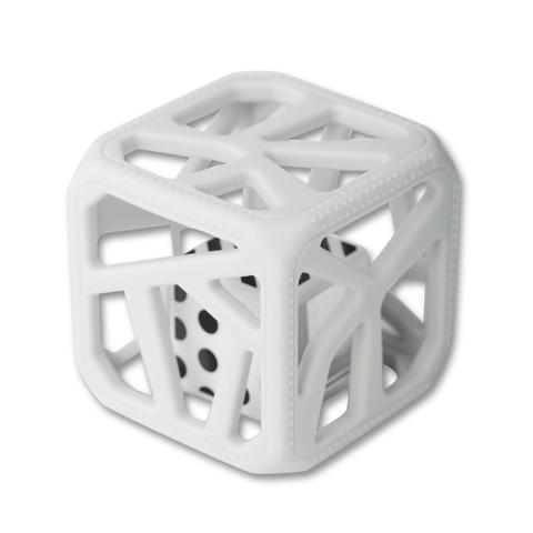 Malarkey Kids Chew Cube Light Grey