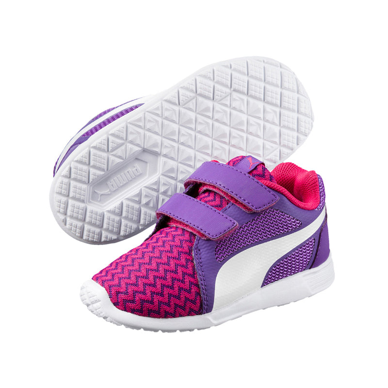 Puma ST Trainer Evo Techtribe V Inf - Purple - CanaBee Baby