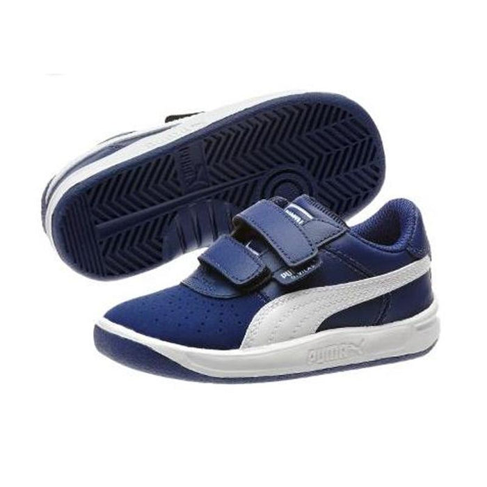 Puma Vilas 2 V Kids Twilight Blue - CanaBee Baby