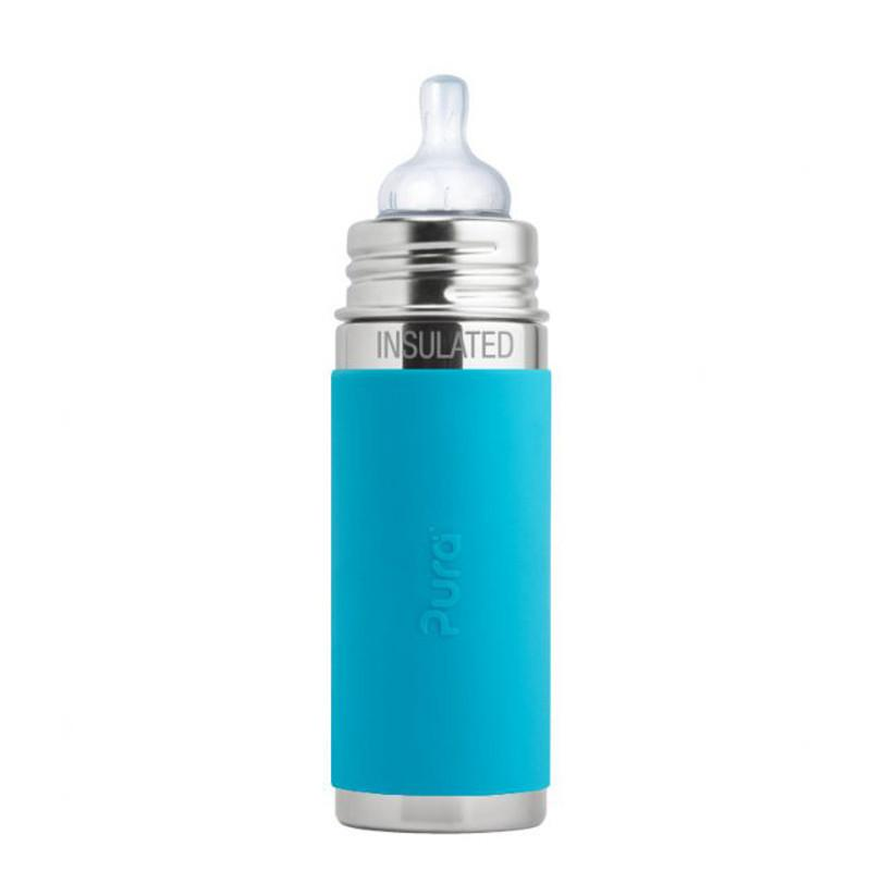 Pura Insulated Infant Bottle - CanaBee Baby