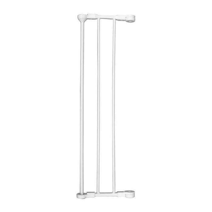 "Qdos Construct-A-SafeGate Short Extension 8"" - White - CanaBee Baby"