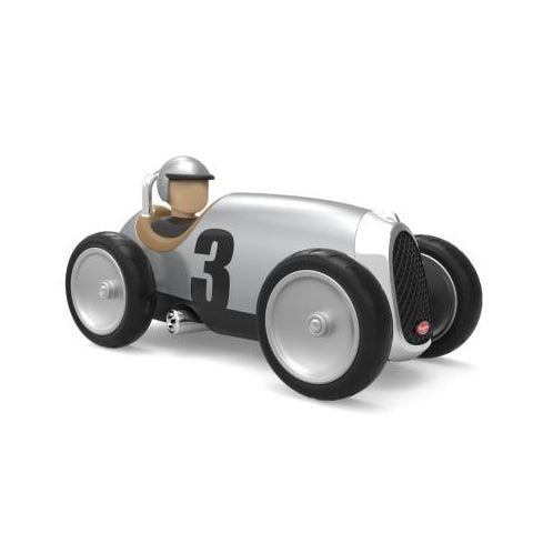 Baghera Racing Car Silver 480
