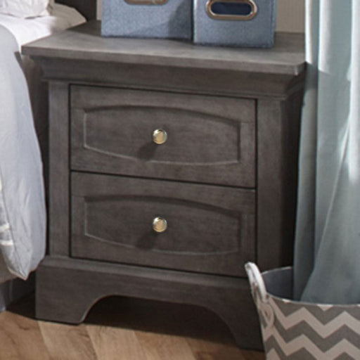 Pali 2314 Ragusa Nightstand (Distressed Granite)