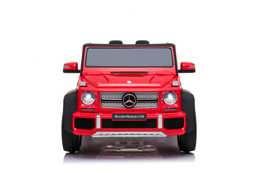 Mercedes Benz Maybach G650 - Red (In Store Pick Up ONLY)