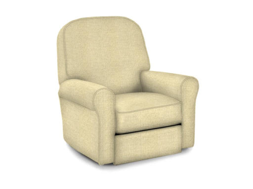 Best Chair 5NI35 Swivel Recline Glider - Natual