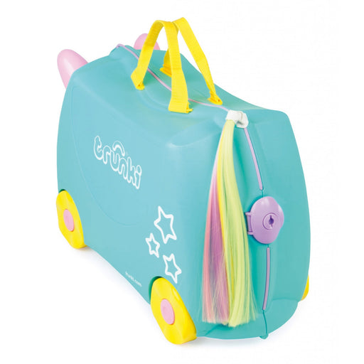 Trunki Ride On Suitcase Una Unicorn