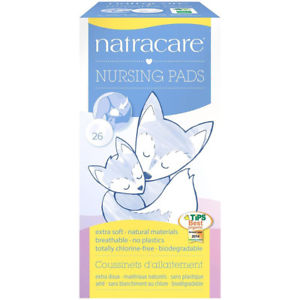Natracare Nursing Pads 25pc