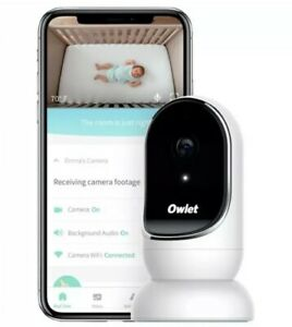 Owlet Camera Wi-Fi Video Baby Monitor