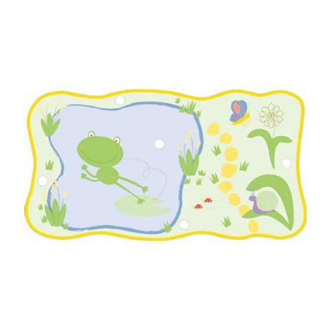 Safety 1st No Slip Bath Mat in Froggy & Friends - CanaBee Baby
