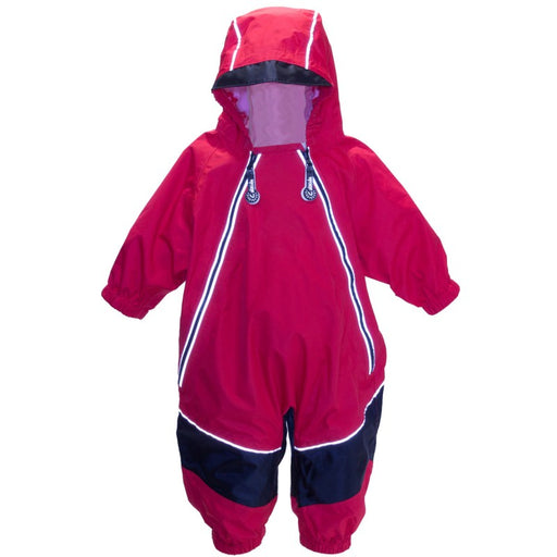 Calikids S1657 Rain Coat Red 12m