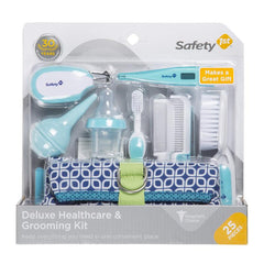 Safety 1st Deluxe Healthcare & Grooming Kit - Arctic Blue - CanaBee Baby