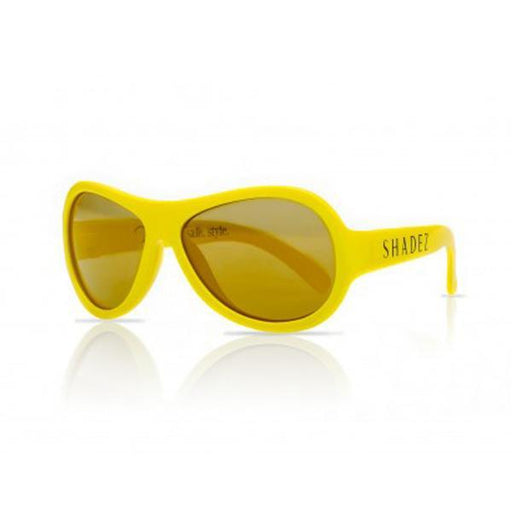 Shadez Classic Children Sunglasses - Yellow - CanaBee Baby
