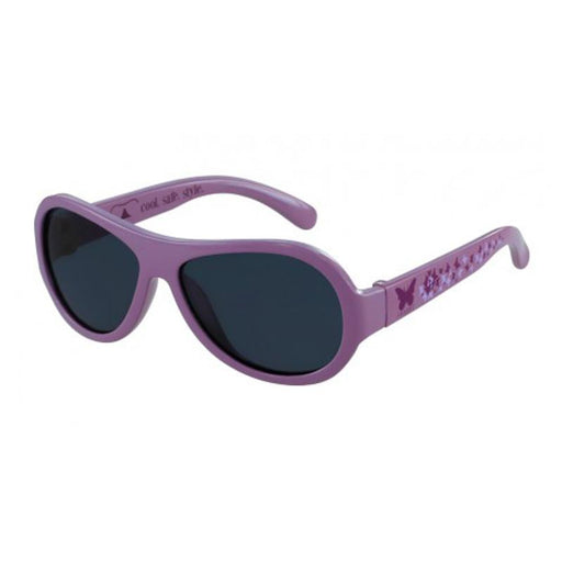Shadez Designers Children Sunglasses - Blooming Butterflies Purple - CanaBee Baby