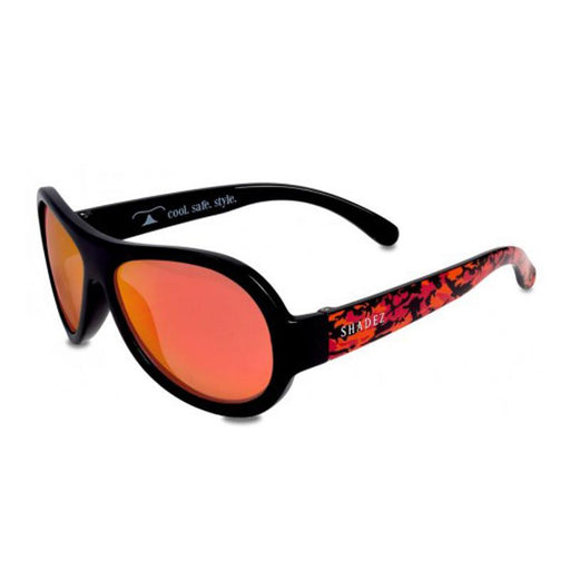 Shadez Designers Children Sunglasses - Cool Camo Black - CanaBee Baby