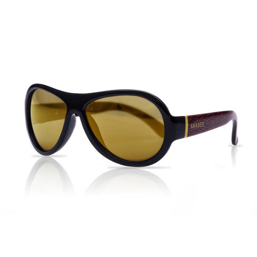 Shadez Designers Children Sunglasses - Luxurious Leopard Black - CanaBee Baby