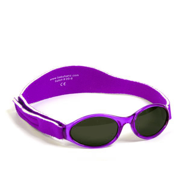 Kidz Banz Adventure Children' Sunglasses - Purple