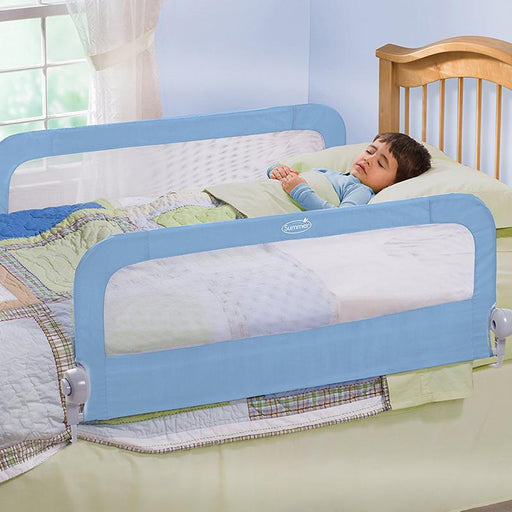 Summer Infant Double Bed Rail in Blue - CanaBee Baby
