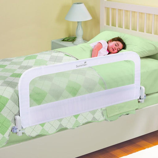 Summer Infant Sure & Secure Out of Sight Extra Wide Bedrail - White - CanaBee Baby
