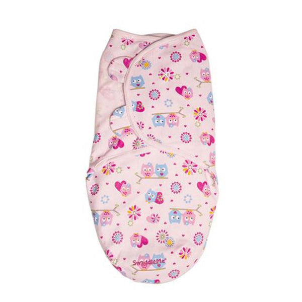 Summer Infant SwaddleMe Hearts&Hoot S/M - CanaBee Baby