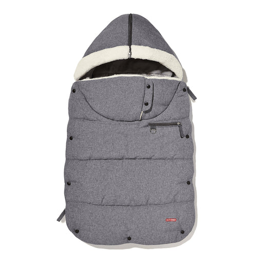 Skip Hop STROLL & GO Three Season Footmuff Toddler - Heather Grey - CanaBee Baby