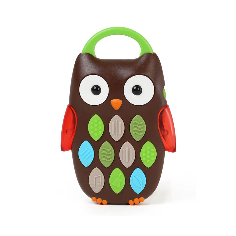 Skip Hop Explore & More Musical Phone - Owl - CanaBee Baby