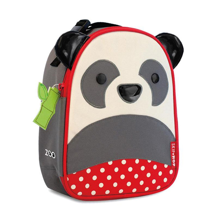 Skip Hop Zoo Lunchie Insulated Lunch Bag -  Panda - CanaBee Baby
