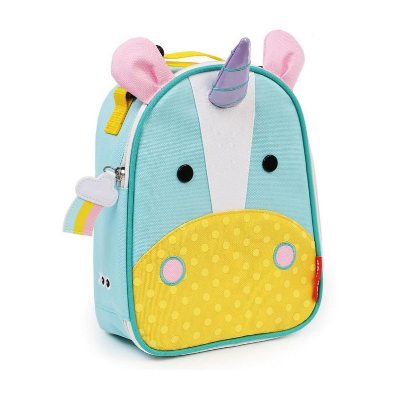Skip Hop Zoo Lunchie Insulated Lunch Bag - Unicorn - CanaBee Baby
