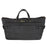 So Young Andi 3in1 Stroller Organizer Black Canvas With Black Straps - CanaBee Baby